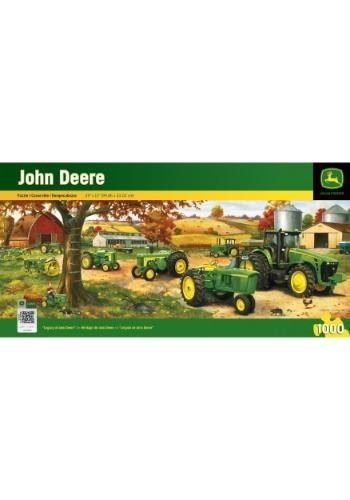 MasterPieces John Deere Legacy 1000 Piece Panoramic