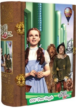 MasterPieces Wizard of Oz Emerald City 1000 Piece Puzzle
