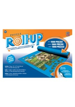 MasterPieces 1000 Piece Roll-Up Puzzle Mat