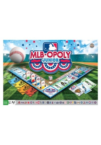 MasterPieces MLB-Opoly Jr Board Game
