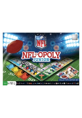 MasterPieces NFL Opoly Jr Board Game