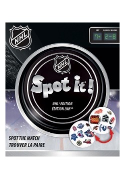 MasterPieces NHL Spot-It! Card Game