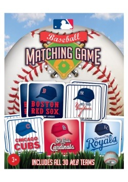 MasterPieces MLB Matching Card Game