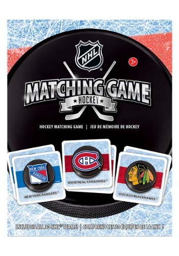 MasterPieces NHL Matching Card Game