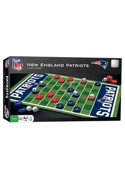 MasterPieces NFL New England Patriots Checkers New
