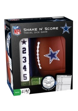 MasterPieces NFL Dallas Cowboys Shake N' Score Game