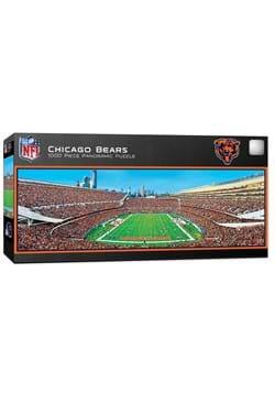 NFL Chicago Bears 1000 Piece Stadium Puzzle Updated 2