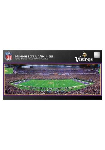 NFL Minnesota Vikings 1000 Piece Stadium Puzzle
