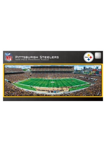 NFL Pittsburgh Steelers 1000 Piece Stadium Puzzle