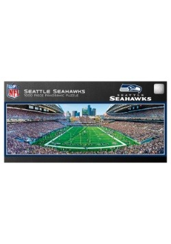 NFL Seattle Seahawks 1000 Piece Stadium Puzzle