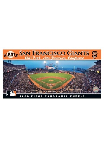 MLB San Francisco Giants Stadium 1000 Piece Puzzle