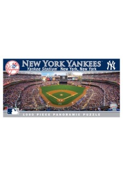 MLB New York Yankees 1000 Piece Stadium Puzzle