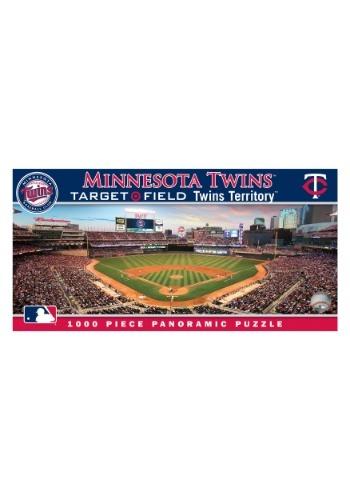 MLB Minnesota Twins 1000 Piece Stadium Puzzle
