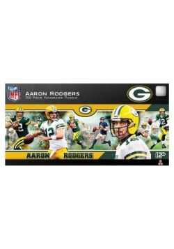 Green Bay Packers Aaron Rodgers 1000 Piece Puzzle