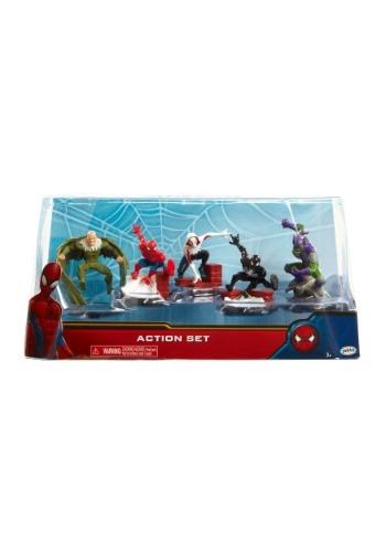 Spiderman Figure Set