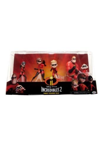 Incredibles 2 Figure Set