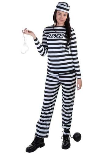 Striped Prisoner Women's Costume-update2