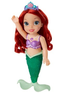 Colors of the Sea Ariel w/ Bonus Hair Play Pieces