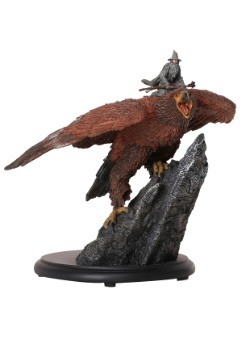 The Lord of the Rings Gandalf on Gwaihir Weta Mini Statue