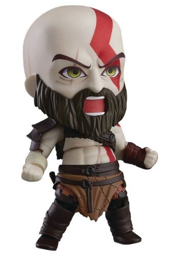 God of War Kratos Nendoroid Figure