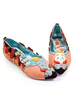 Irregular Choice Disney Dumbo Women's Flats