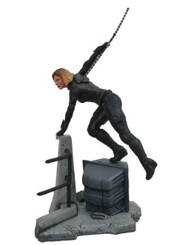 Marvel Gallery Avengers 3 Black Widow PVC Statue1