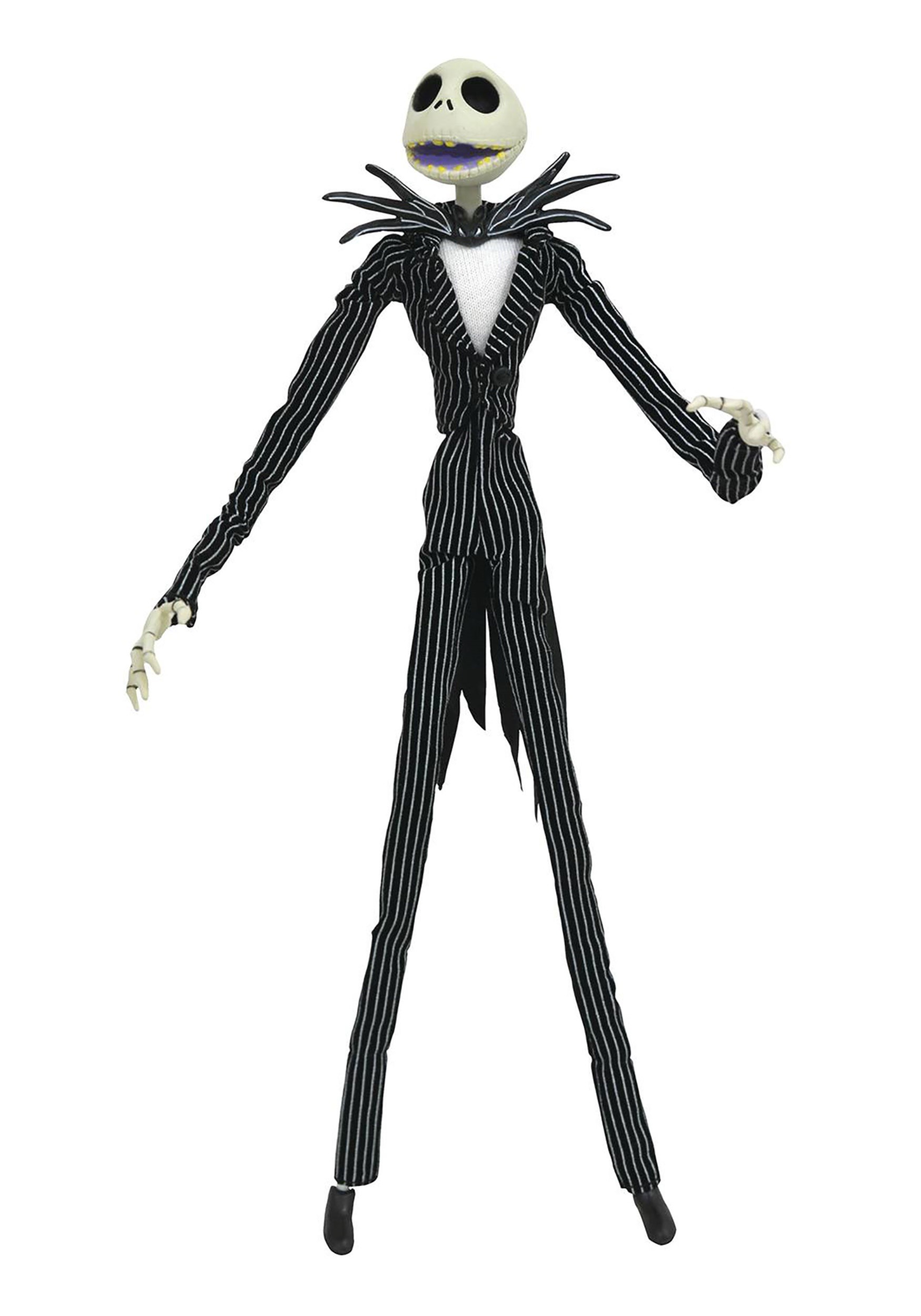 Nightmare Before Christmas Silver Anniversary Jack Figure