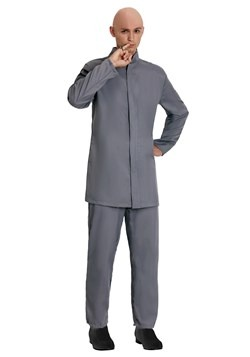 Deluxe Evil Gray Suit Costume Update