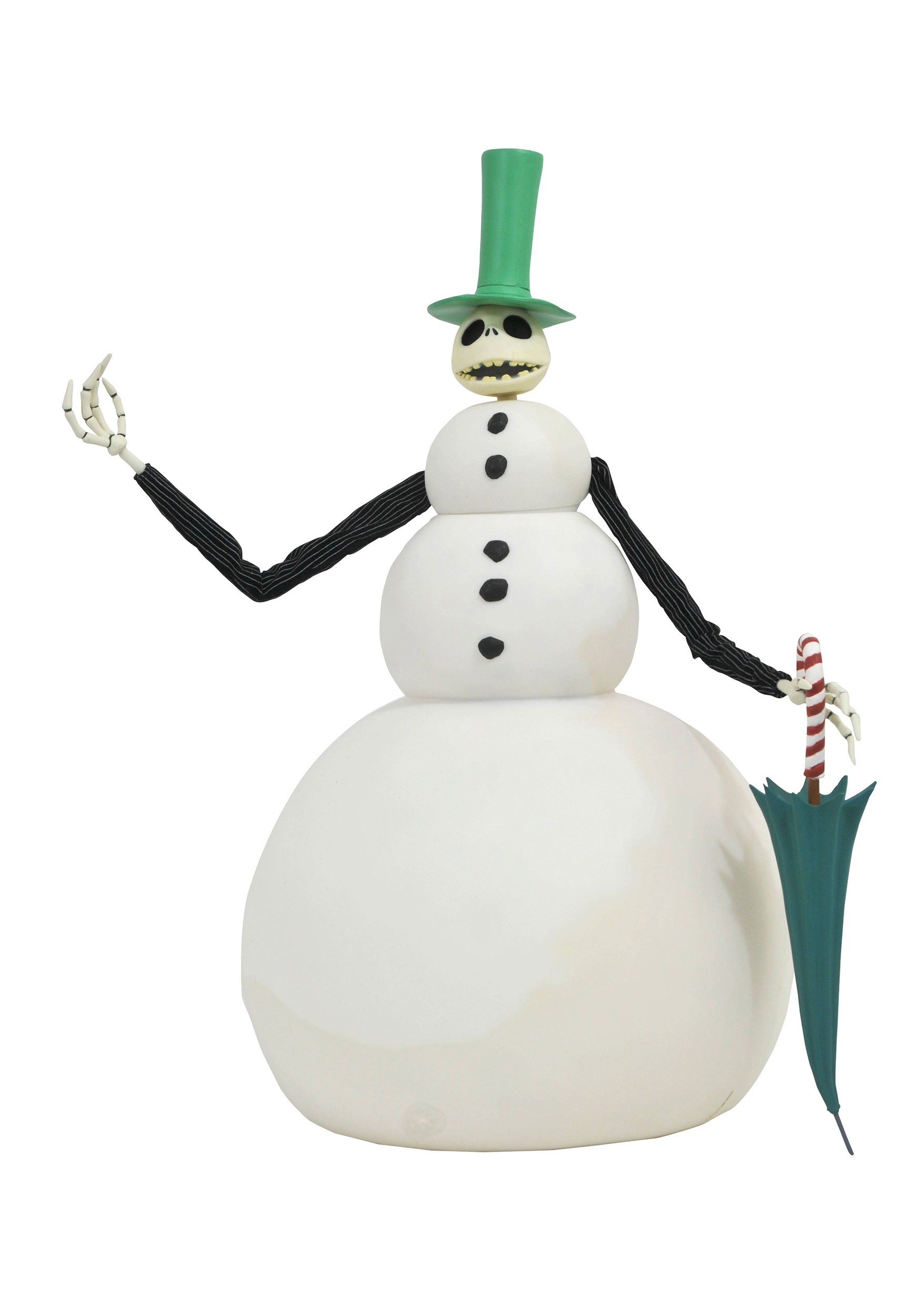 44c584ea8e9 Nightmare Before Christmas Snowman Deluxe Doll