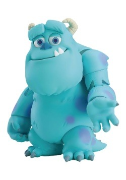 Monsters Inc Sully Nendoroid Action Figure Deluxe