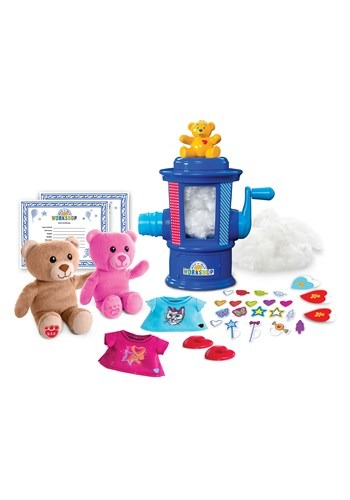 Build-a-Bear Workshop Stuffing Station Rainbow Edition