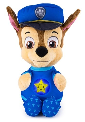 Paw Patrol Chase Snuggle Up Pup Plush