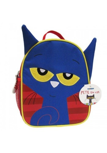 Pete the Cat Lunch Bag