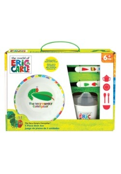 The Very Hungry Caterpillar Melamine Meal Set