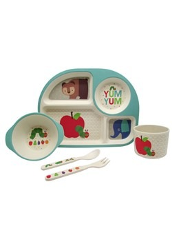 The World of Eric Carle 5 Piece Feeding Set update1