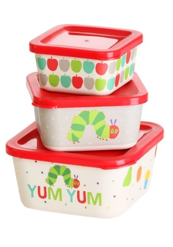 The World of Eric Carle Food Containers