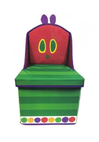 The Very Hungry Caterpillar Storage Chair