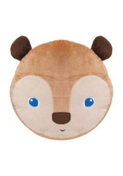 The World of Eric Carle Brown Bear Pocket Pillow