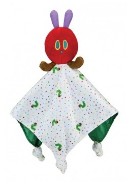 The Very Hungry Caterpillar Blanky