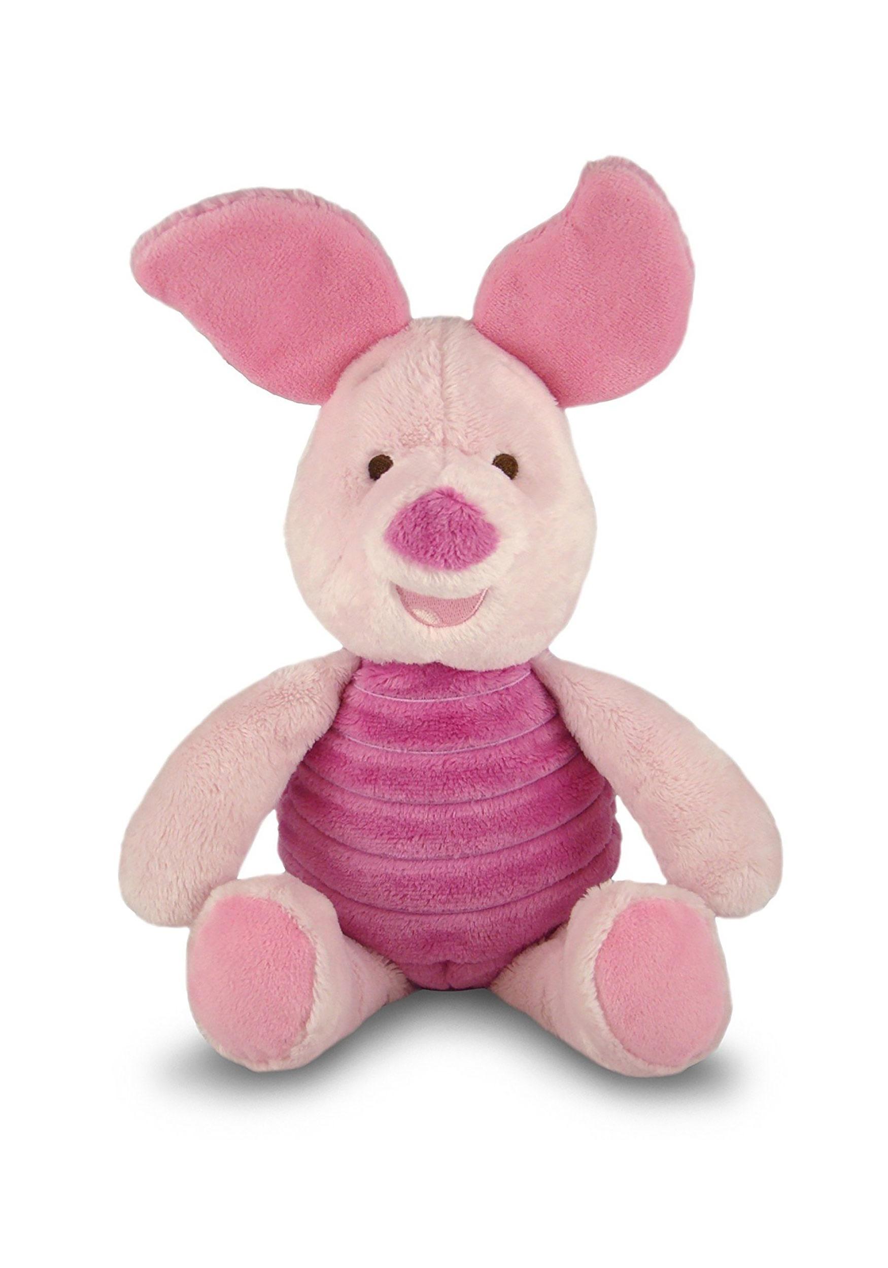 winnie the pooh piglet stuffed figure