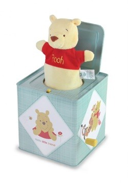 Winnie the Pooh Jack-in-the-Box
