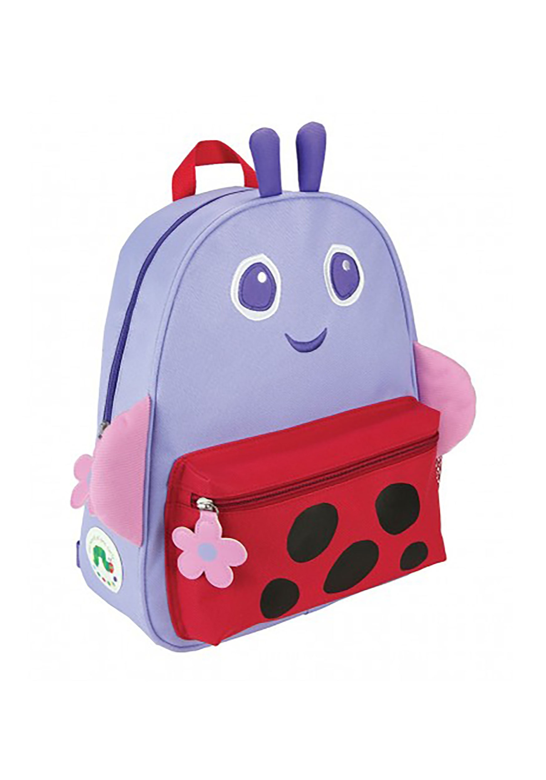 Superb The Grouchy Ladybug The World Of Eric Carle Backpack Machost Co Dining Chair Design Ideas Machostcouk