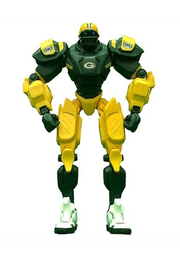 "NFL Green Bay Packers Fox 10"" Robot Action Figure"