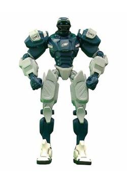 "NFL Philadelphia Eagles Fox 10"" Robot Action Figure"