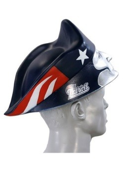 NFL New England Patriots Foam Head