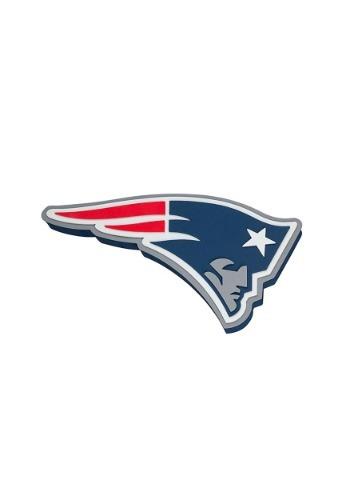 New England Patriots NFL Logo Foam Sign 26df6a3f064