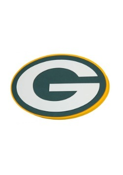 NFL Green Bay Packers Logo Foam Sign