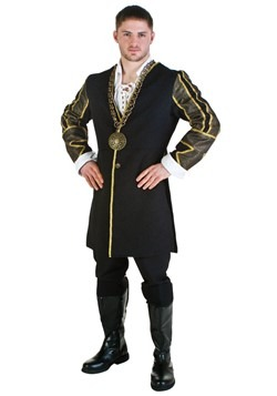 King Henry VIII Costume For Adults