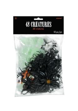 Bag of Halloween Creatures (48 in bag)