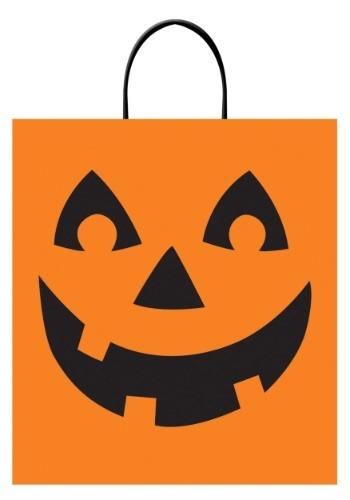 Jack O Lantern Treat Bag